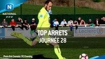 Le Top Arrêts (J28)