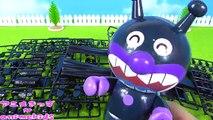 Darth Vader VS Anpanman Toys ❤ アンパンマン おもちゃ アニメ ダースベイダー animekids アニメキッズ animation STARWARS Toy
