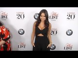 Jessica Caban Latina's 7th Annual Hollywood Hot List Red Carpet