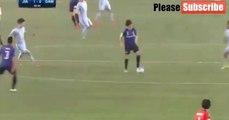 1-0 Alex Teixeira Goal HD - Jiangsu Suning - Gamba Osaka 11.04.2017