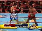 CLASSIC FIGHTS Marco Antonio Barrera vs Naseem Hamed 2001-04-07