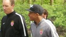 Foot - C1 : La balade de Monaco