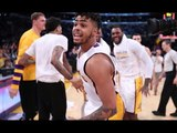 ALL NBA - Lakers Highlights vs Minnesota Timberwolves - 2017 NBA Season