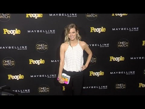 """Chelsey Crisp attends People's 2016 """"Ones to Watch"""" Event"""