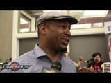 """Lennox Lewis """"Floyd Mayweather will come back!"""" Says 9 figures will make him come back!"""