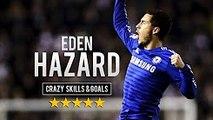Eden Hazard ● Crazy Football Skills ● HD
