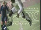 Winning Eleven Pro Evolution Soccer 2008 for PSP