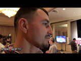 """Viktor Postol """"Lucas Matthysse was a higher level fighter than Terence Crawford"""""""