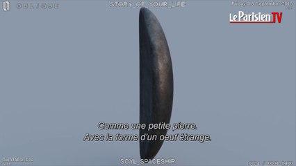 """EXCLU. """"Premier Contact"""" : un vaisseau alien pas comme les autres"""