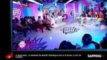 Mad Mag : Benoît Dubois en larmes, sa maman débarque par surprise pour son anniversaire (Vidéo)
