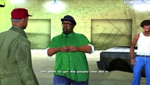 GTA San Andreas - PC - Mission 07 - Nines and AK s