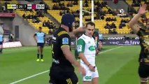 ROUND 7 HIGHLIGHTS- Hurricanes v Waratahs