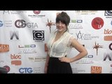 Kathryn Burns 2016 World Choreography Awards Red Carpet