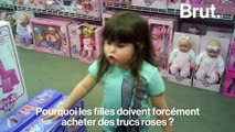 Pourquoi les filles doivent forcément acheter des trucs roses ?