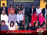 Khabardar with Aftab Iqbal - Aftab Iqbal Brings Dummy Segment in Khabardar Show   Express News