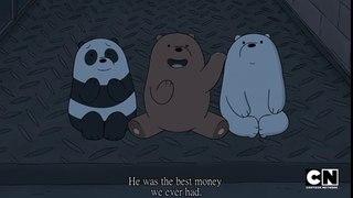 We Bare Bears S3E03 $100 (Clip 3)