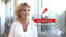"""Ophélie Winter : """"Je ne veux faire que des trucs cons et drôles"""""""