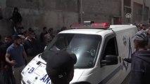 Israil Askerlerinin Öldürdüğü Filistinli Gencin Cenaze Töreni Düzenlendi
