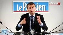 Emmanuel Macron et les rumeurs : « Ça en dit long sur l'homophobie rampante »