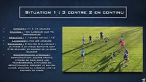 Des exigences du rugby international aux entraînements à haute intensité