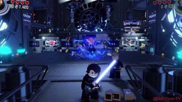 LEGO Star Wars TFA All Anakin Skywalker, Luke Skywalker (Episode IV) Abilities & How to Unlock