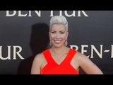 "Rebecca Crews ""Ben-Hur"" Los Angeles Premiere Red Carpet"