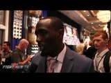 Terence Crawford feels he could beat Manny Pacquiao; Reacts to Pacquiao Bradley 3