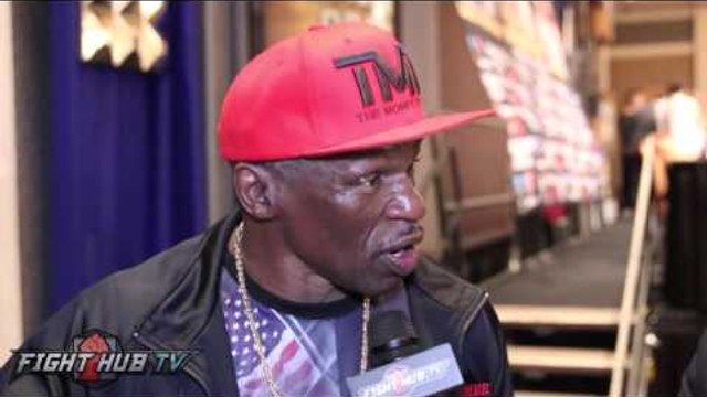 "Floyd Mayweather Sr on Broner Floyd call out ""Thats a joke! Broner dont want that fight!"""