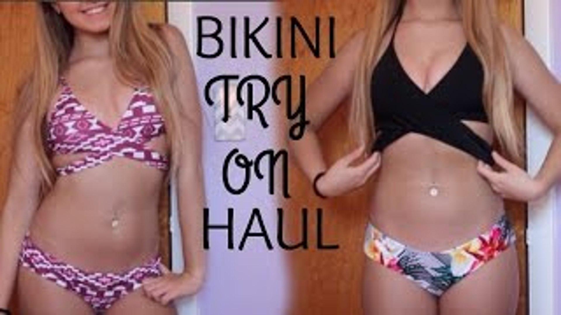 értékesít forró új termékek olcsó eladó AFFORDABLE BIKINI TRY ON HAUL! - video dailymotion