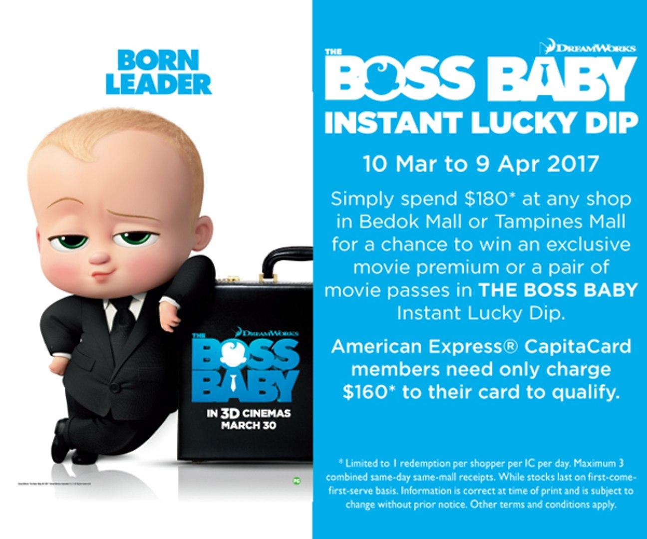 Watch Boss Baby 2017 Ending