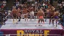 WWE Royal Rumble 1991 Full - WWE Royal Rumble match