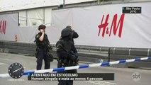 Ataque deixa ao menos quatro mortos e 15 feridos na Suécia