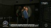 PF prende presidente da CBDA e mais dois em operação contra desvio de verba