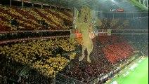 Galatasaray Taraftarı 3D Kareografi Fener Ağlama 720p HD