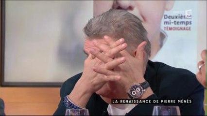 Pierre Ménès évoque sa double greffe :