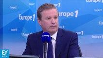 """Immigration : """"Il y a l'amorce d'un remplacement"""", selon Nicolas Dupont-Aignan"""