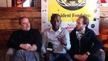 Bienvenue au Gondwana. Rencontre avec Mamane, Antoine Gouy et Antoine Duléry