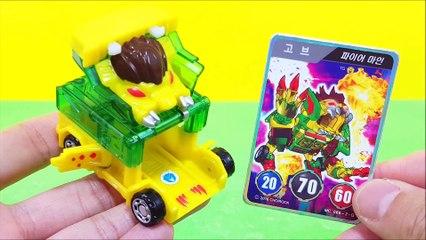 Turning Mecard Toys Bucky Armorpit Jet Gobe Disc Canon 터닝메카드 장난감 버키 아머피트 제트 고브 디스크캐논