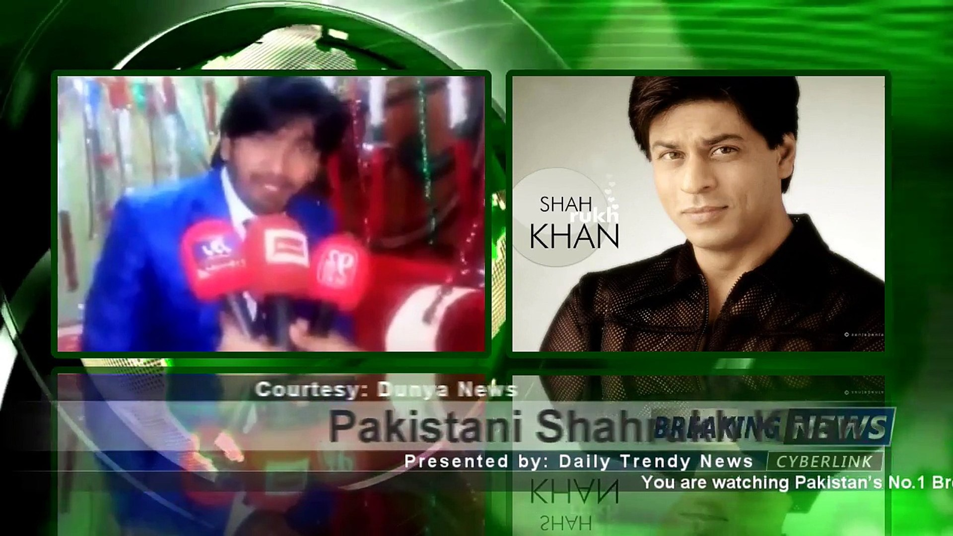 An American Girl Fall in Love With a Pakistani Boy Because of His Shahrukh Khan Mimicry