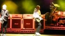 Status Quo Live - Let's Rock(Parfitt,Morris) - Audience Shot - Donaubühne,Tulln, Austria 30-6 2012