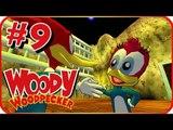Woody Woodpecker: Escape from Buzz Buzzard Park Walkthrough Part 9 (PS2, PC) Level 9 - House Part D