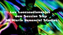 Lux Lucasaudiomovies Jam Session at DD Diario Demencial Studios Producer DJ Electro House Dub Dance Minimal Progressive
