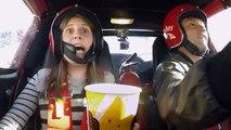 Des fans se font piéger lors de l'avant première de Fast And Furious 8