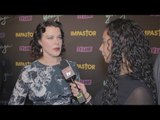 "Debi Mazar interview ""Younger"" Season 3 Premiere Party In NYC"
