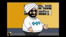 Santa Banta Funny Videos - Santa's Reaction When Pappu Fails - Comedy Jokes - YouTube