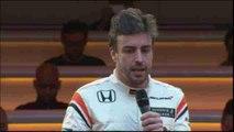 Alonso correrá las 500 millas de Indianápolis y no irá a Mónaco