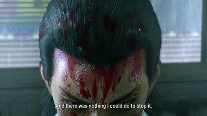 Yakuza Kiwami - Story Trailer   PS4 de Yakuza : Kiwami