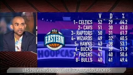 Before - Les previews du premier tour des playoffs