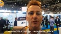 Industrie du futur : Vianney LEPERS, Directeur commercial de DIZISOFT
