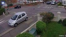 Britain's most dangerous junction has been dubbed in Essex 2017